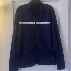 Vintage Nike Warm Up Jacket Sz L